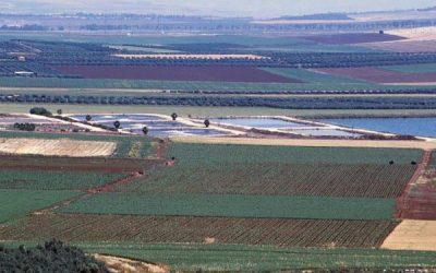 בין עמק המעיינות לעמק יזרעאל